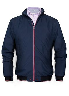 HEbyMango - NEW! - COTTON BOMBER