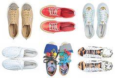 Superga shoes. Since 1911