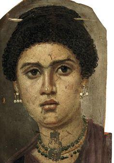 Ègbé ti Bàáyin: Las máscaras de El Fayum  Período romano