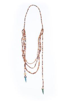 Laura Siegel Necklaces – Spring 2013 Jewelry Trends