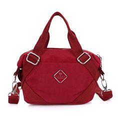Sale 26% (17.99$) - Women Nylon Tote Handbags Casual Shoulder Bags Outdoor Sports Crossbody Bags