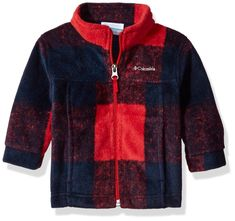 Columbia Baby Boys' Zing Iii Fleece Jacket, Mountain Red Buffalo Plaid, Months ** Click photo to assess even more information. (This is an affiliate link). Best Winter Jackets, Baby Girl Jackets, Baby Coat, Cute Jackets, Jackets Online, Buffalo Plaid, Columbia, Fashion Brands, Men Sweater