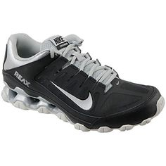 online store 35364 00e95 Nike Mens Reax 8 TR Training Shoe BlackMetallic Silver Size 95 M US      Details can be found by clicking on the image.