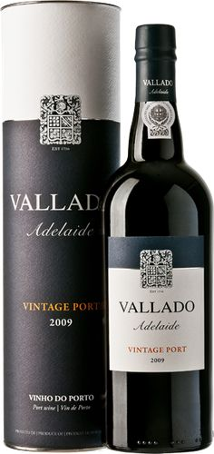 Port WIne Vallado Adelaide Vintage 2009