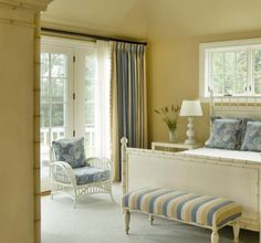Curtains and sheers may be hung on a double track so that one or both are operational. Our stores sell a wide range of hardware for all styles of curtains.
