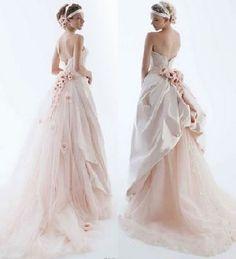 wedding dresses for garden wedding