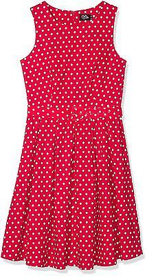 UK UK XL, Rot (red Ah), Dolly and Dotty Women's Lola Casual Clothes NEW