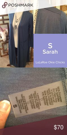 LuLaRoe nwt We have tons more to list. helping a friend liquidate her inventory. So let us know what your looking for and we will see what we have in your size. She is open to offers as well. Jewelry is Park Lane! We can get those items too! Create a bundle for you. LuLaRoe Sweaters Cardigans
