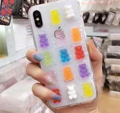 Gummy Bear Apple iPhone Case Candy Phone Protector | Kawaii Babe