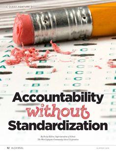 Accountability Without Standardization Page 2