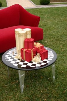 CORT Holiday Outdoor Event Furnishing! | cortevents.com
