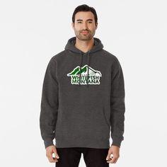 Idaho Kids Sweatshirt Sun Valley Retro Trees Youth Hoodie