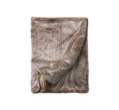 Extravagant överkast som ger en lyxig känsla i sovrummet. 100% polyester.
