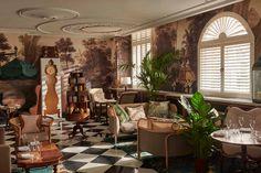 Great Scotland Yard Hotel unlocks the secrets of a London landmark