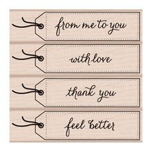 Hero Arts® Rubber Stamp, Thank You