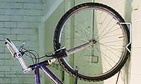 or this one. just need one to hold my mountain bike...bigger wheels