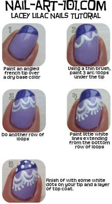 Nail Art 101: Archive