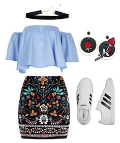 """Untitled #13"" by styledbymcbryt on Polyvore featuring Marni and adidas"