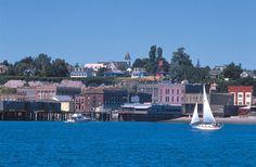 Port Townsend harbor
