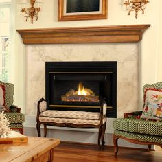 Pearl Mantels Lindon Traditional Fireplace Mantel Shelf - The Pearl Mantels Lindon Traditional Fireplace Mantel Shelf embodies classic Mission design with its layered lines and angled edges. This seemingly si...
