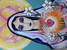Sacred Heart by Georgie