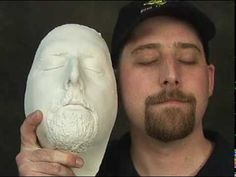 Life Casting: How to Make a Mold of Your Face with Alginate .