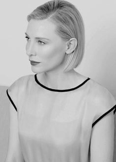 Kate Blanchette.
