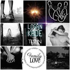 Logan Kade by Tijan #EpicRead #Teaser