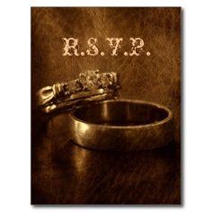 ==> reviews          elegant vintage wedding rings wedding rsvp postcards           elegant vintage wedding rings wedding rsvp postcards We have the best promotion for you and if you are interested in the related item or need more information reviews from the x customer who are own of them bef...Cleck Hot Deals >>> http://www.zazzle.com/elegant_vintage_wedding_rings_wedding_rsvp_postcard-239815949444832284?rf=238627982471231924&zbar=1&tc=terrest