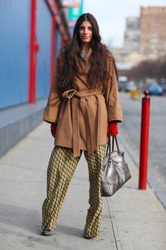 Belted Camel Coat | Street Fashion | Street Peeper | Global Street Fashion and Street Style