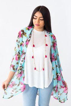 Sweet Arizona Kimono   $37