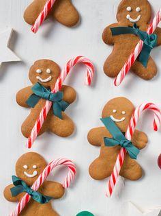 Biscuits de Noël au pain d'épice