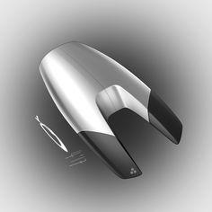 Study Design, Form Design, Sketch Design, Sketch Inspiration, Design Inspiration, Speed Form, Bike Sketch, Photoshop Rendering, Industrial Design Sketch