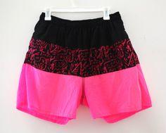 a596c2c53ef8ec Vintage 80s mens Hawaiian Bermuda swim trunks shorts jams | Jams ...