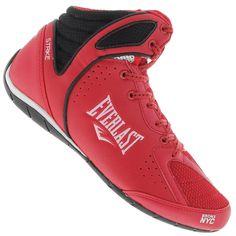O Tênis Everlast Strike Masculino possui forro interno com reforço acolchoado no tornozelo garantindo conforto e proteção. Adquira já!