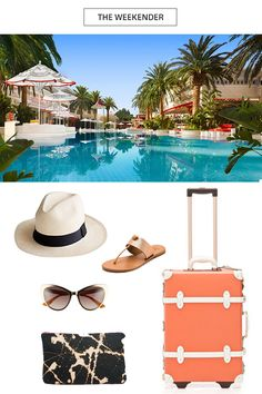 What to pack for Las Vegas #TCWeekender