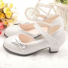 2014 new children princess high heeled shoes kids girls shoes children sneakers . Little Girl Heels, Little Girls Dress Shoes, Girls Heels, Baby Girl Shoes, Kid Shoes, Shoes For Kids Girls, Dress Girl, Baby Boy, Pageant Shoes