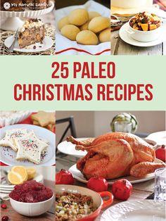 25 of the Top Paleo Christmas Recipes