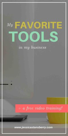 Anybody wanna talk favorite business tools?!? Everybody is always wondering what other business owners use and what their favorite things are so, today, lets chat about mine for 2019.