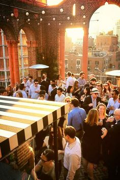 11 rooftop bars you need to visit this summer