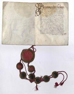 Testament von Johann Friedrich Herzog von Pommern. Stettin, den 14. Mai 1593 LA Greifswald, Rep. 2 Ducalia Nr. 943