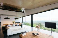 Ideias para decorar a sua sala  (De Sílvia Astride Cardoso - homify)