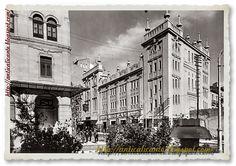 Alicante antiguo, España. Cine Ideal 1924