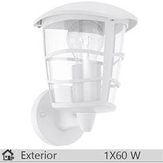Aplica iluminat decorativ exterior Eglo, gama Aloria, model 93094 http://www.etbm.ro/tag/687/iluminat-ieftin