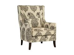 Shop for Bernhardt Grantham Chair, B2112, and other Living Room Chairs at Ariana Home Furnishings in Cumming, GA. Fabric Shown: 1768-052. Finish: 703 Brandy only. Pillows: (1) Blendown Kidney throw pillow-knife edge with welt-19.5 x 11.5. Between Arms: 23.5.