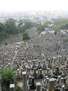 Kyoto Cemetary 2008