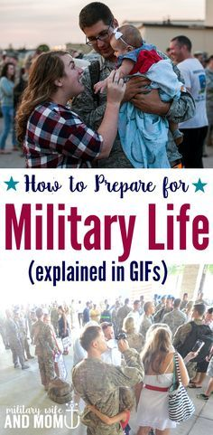 How to prepare for military life: a humorous look…