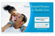 Internet Ad for Blue Cross Blue Shield   By: CAP Brand Marketing (www.CAPBrandMarketing.com), an advertising, public relations (PR), marketing and branding agency located in Sarasota, Florida.
