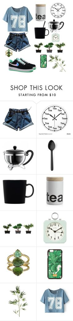 """""""Untitled #40"""" by helinkya ❤ liked on Polyvore featuring Bodum, Menu, iittala, Crate and Barrel, Nearly Natural, Acctim, Dolce&Gabbana and Pier 1 Imports"""