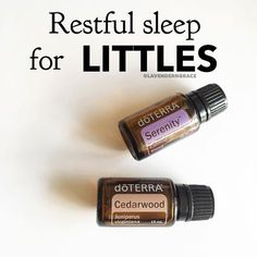 Looking for a natural and safe solution to help your little ones get restful sleep? Combine 3-5 drops each of DōTERRA's Serenity blend and Cedarwoord essential oil to a 10 ml roller bottle top off with fractionated coconut oil. Massage into the bottoms of babe's feet with attention to the big toes (connected to the brain in reflexology). Hint: this helps mommies too! Just up the drops to 10 drops each for mom. . . . #nursing #newmom #mommylife #mama #sweetdreams #baby #kids #toddler #babe…
